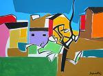 Paesaggio - Gabriele Donelli - Acrilico - 700 euro