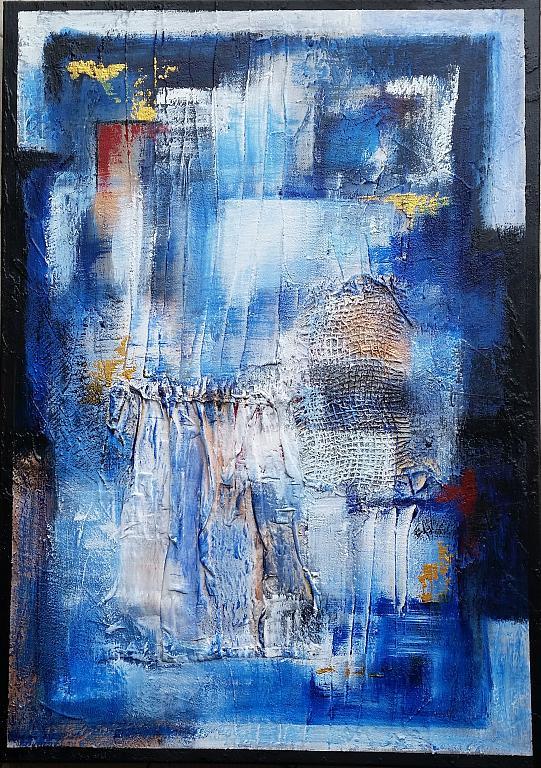 Sfumature di blu - aliz polgar - mista