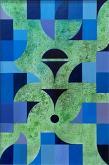 Fantasia n. 66 - gianni pennisi - Acrilico su tela