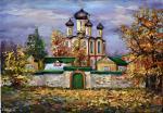 Monastero - Olga Maksimova - Olio