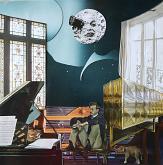 L'Atelier dell'Artista - Micromondi - Luana Marchisio - Collage effetto Diorama