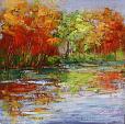 Emozione d'autunno  - Carla Colombo - Olio - 330 €