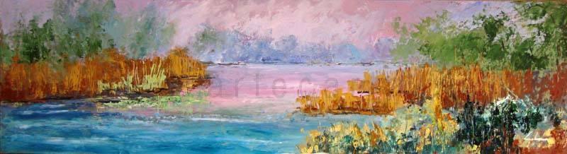 Sulle ali del sogno  - Carla Colombo - Olio - 310 €
