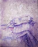 A pezzi... - Carla Colombo - olio + sabbia  - 145,00€