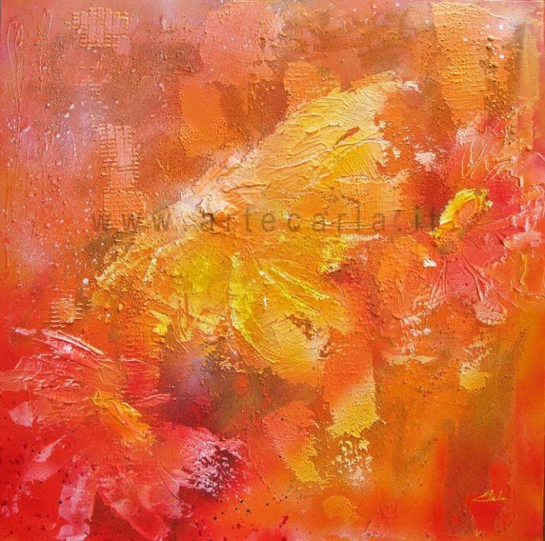 Un attimo indelebile  - Carla Colombo - Olio - 850 €
