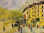 Street Life - sergio scilironi - Olio - 180 euro