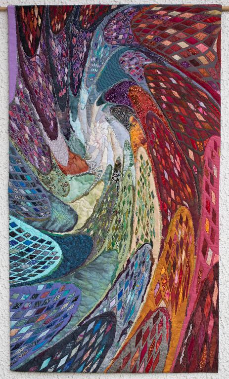 Alcantara - Verena Giavelli - arte tessile - 2500 €