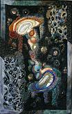 Collision - Verena Giavelli - Arte Tessile - 2800€