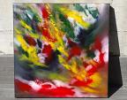 Malinconic carnival - Davide De Palma - Olio - 400€
