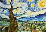 Omaggio a Van Gogh - francesco ottobre - Acrilico - 180€