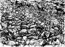 Adda River - Lucio Forte - China su tela - €