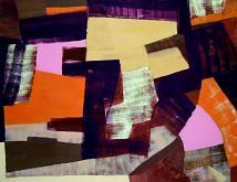 Terre nere - Alessandra Bisi - Tempera - 2300€