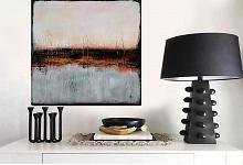 Riflessi sul lago giacciato - aliz polgar - mista - 150€