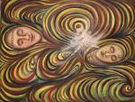 Energie - Torno ad alzarmi - Maria Damico - Olio - 2500 €