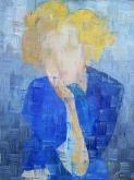 Marilyn Innata Eleganza - Luana Marchisio - Olio - 180€
