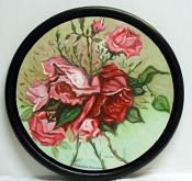 Rose - Pietro Dell Aversana - Olio - 85€