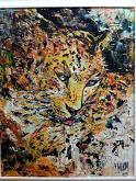 Giaguaro - tiziana marra - Action painting