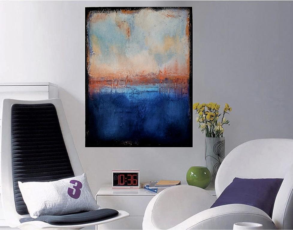Rustico con blu - aliz polgar - mista - 150 €