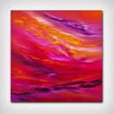 Sky Element I, 60x60 cm - Davide De Palma - Olio - € - Venduto!