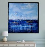 Aquamarin  - aliz polgar - mista - 160€