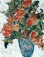 roselline - mario fanconi - Olio
