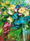 Gioia di primavera - Prezzo speciale  - Carla Colombo - Acrilico - 95€