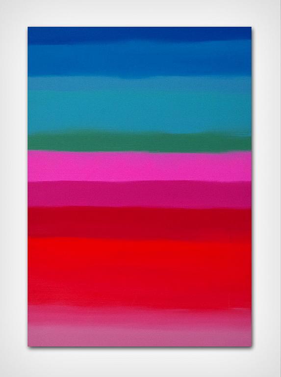 Did you see my rainbow 70x100 cm - Davide De Palma - Acrilico - 0 €