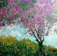 Primavera nell'aria - mario fanconi - Olio