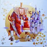 Ti regalerò un regno    - BubArt Studio - Olio - 1000€ - Venduto!