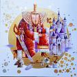 Ti regalerò un regno    Slogan  positivo - Viktoriya Bubnova - Olio - 500 €