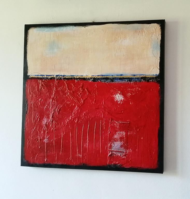 Mon rouge N.2. - aliz polgar - mista