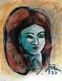 Paloma - mario fanconi - Pastelli