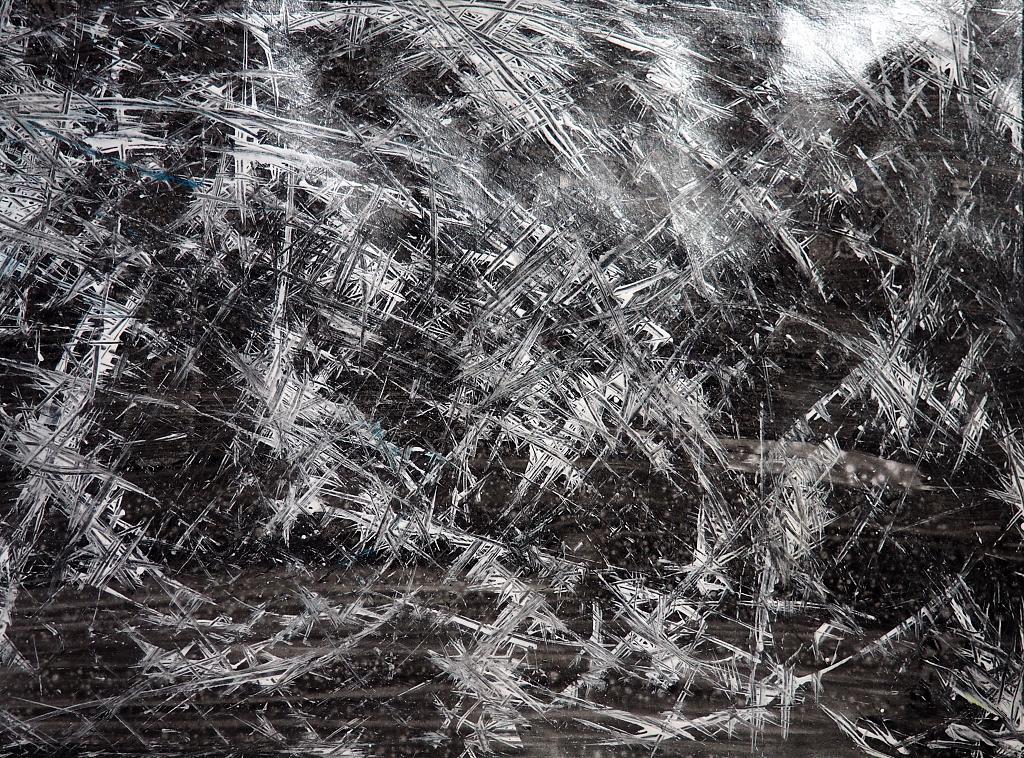 Sharp blades - Massimo Di Stefano - Mista su cartoncino