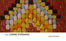 canne d'organo secondo i miei  colori - FAUSTO MARIA FONTANA - Acrilico - 700€