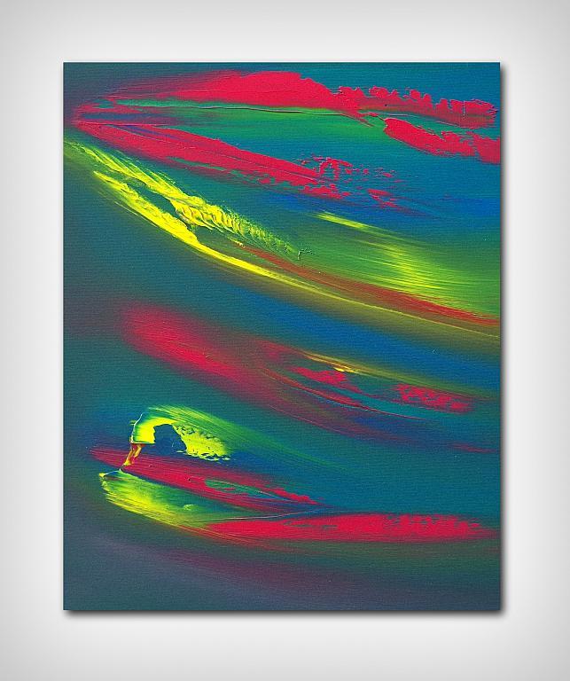Bohème, 40x50 cm - Davide De Palma - Olio - 120 €