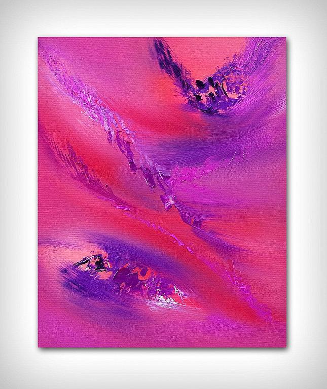 Flowers, 40x50 cm - Davide De Palma - Olio - 120 €
