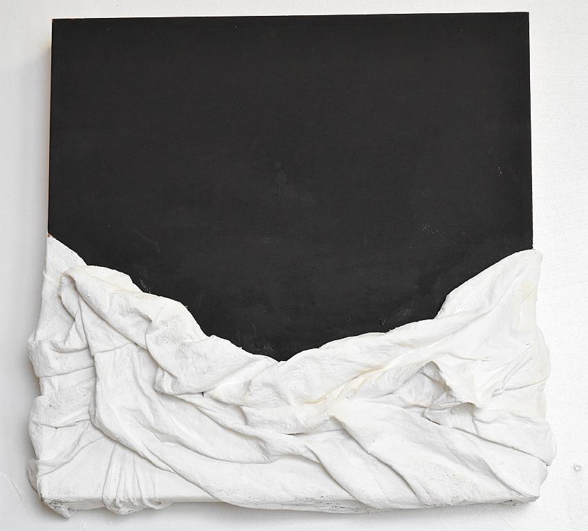 bianco  e nero - FAUSTO MARIA FONTANA - Collage - 800 €