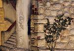 Dettaglio di ''Casa colonica'' - Gabriella Poggi - Olio