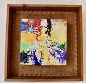 gioiellino di colori - FAUSTO MARIA FONTANA - Collage