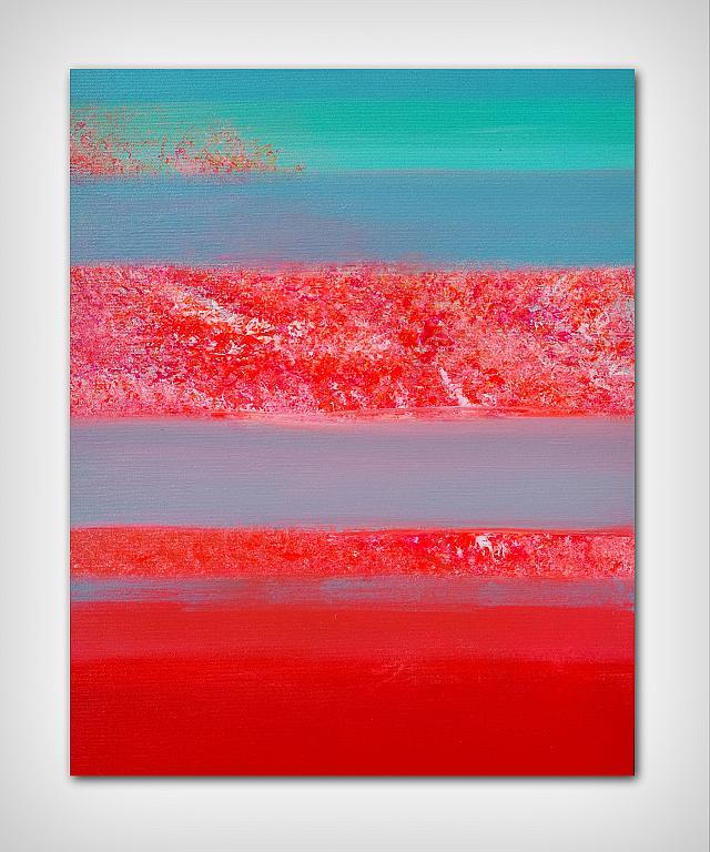 Horizons I 40x50 cm - Davide De Palma - Acrilico - 120 €