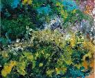 colori paradiasaci - mario fanconi - Olio