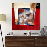 Abstract geometric - aliz polgar - mista - 260€