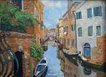 Canale Veneziano - Olga Kozhanova - Olio - 350€