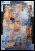 Opus on blue  - aliz polgar - mista - 260€