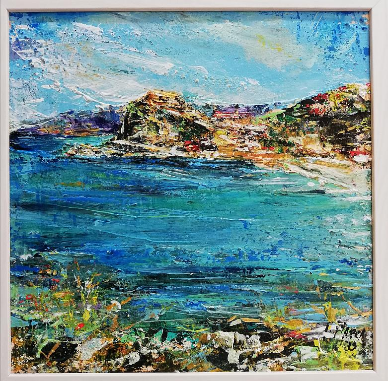 Scilla 2019 - tiziana marra - Action painting -  €