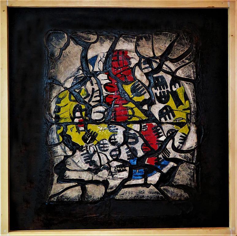 Frammenti - Alessandro Nerozzi - Materico - 200 €