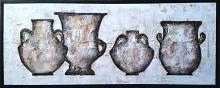 Amphora serie - aliz polgar - Acrilico - 180€