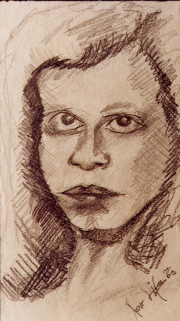 1944 - daniele Rallo  - matita -  €