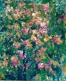 i fiori dell'anima - mario fanconi - Olio