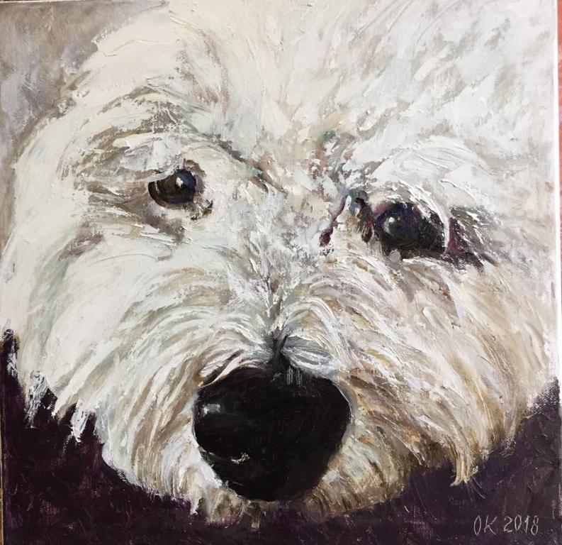 Dogghy - Olga Kozhanova - Olio -  €
